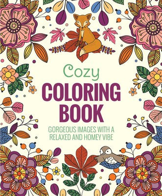 Cozy Coloring Book