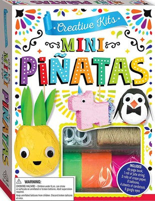 Creative Kits: Mini Piñatas (Kit)