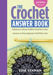 The Crochet Answer Book (S)