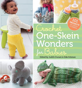 Crochet One-Skein Wonders® for Babies (S)