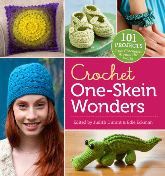Crochet One Skein Wonders (S)