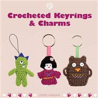 Crocheted Keyrings and Charms (T)