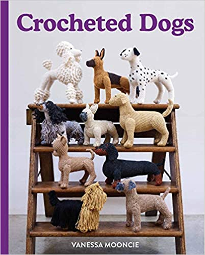 Crocheted Dogs  **Release 10/3/20