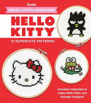 Cross Stitch Creations Hello Kitty (kit)
