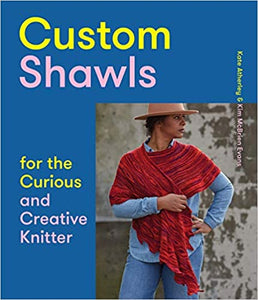 Custom Shawls for the Curious and Creative Knitter **Releases 9/15