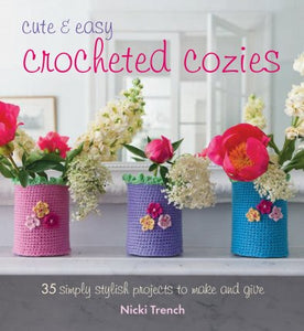 Cute & Easy Crocheted Cozies