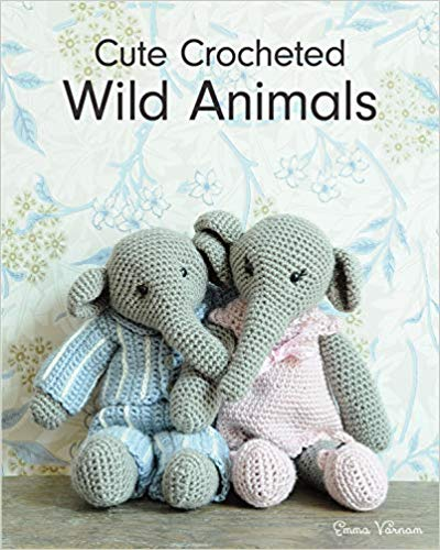Cute Crocheted Wild Animals (T)