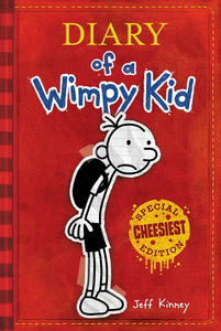 Diary of a Wimpy Kid The Cheesiest Edition