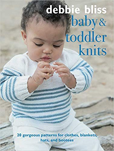Baby and Toddler Knits  **Releases 7/14/20