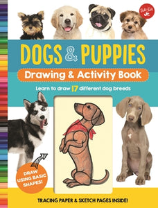 Dogs & Puppies Drawing and Activity