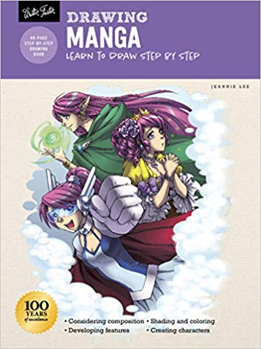 Drawing: Manga: Learn to draw step by step