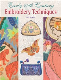 Early 20th Century Embroidery Techniques (T)