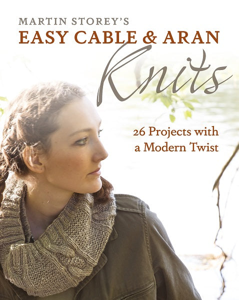 Easy Cable & Aran Knits
