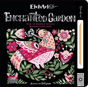 EtchArt Enchanted Garden