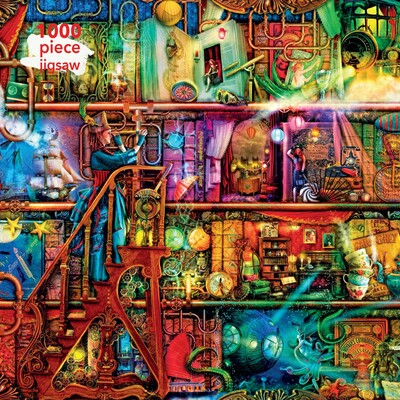 Adult Jigsaw Puzzle Aimee Stewart: Fantastic Voyage