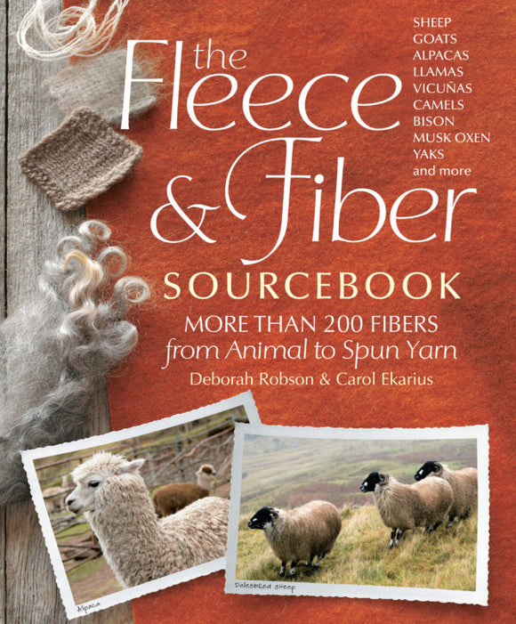 Fleece and Fiber Sourcebook (S)