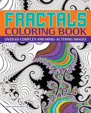 Fractals Coloring Book