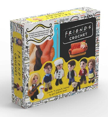 Friends Crochet **Releases November 20 2020