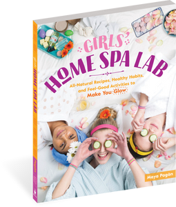 Girl's Home Spa Lab  (S)