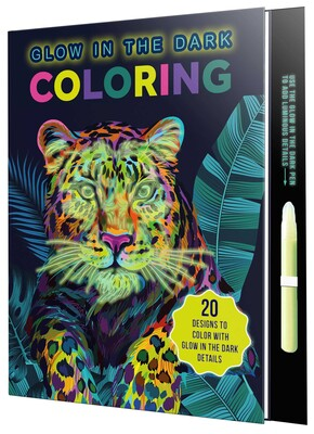 Glow in the Dark Coloring   ** Releases 9/7/2021
