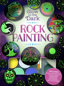 Glow in the Dark Rock Painting (Kit)