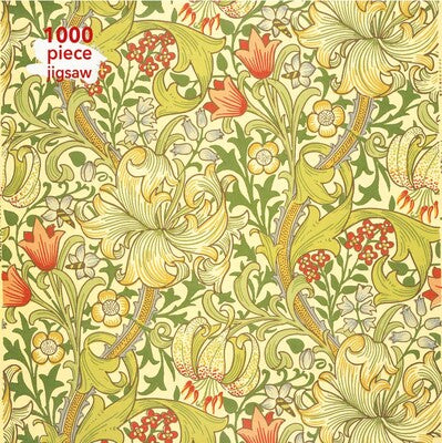 Adult Jigsaw Puzzle William Morris Gallery: Golden Lily