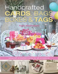 Handcrafted Cards, Bags, Boxes & Tags (T)