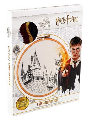 Harry Potter Embroidery  *Releases 10/13/20