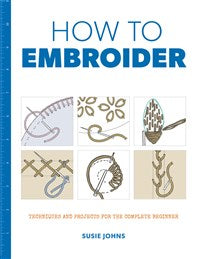 How to Embroider (T)