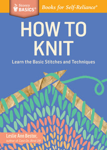 How to Knit (S)