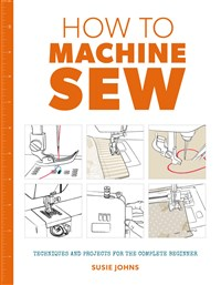 How to Machine Sew  (T)