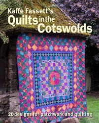 Kaffe Fassett's Quilts in the Cotswolds (T)