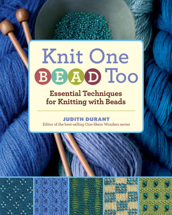 Knit One Bead Too (S)