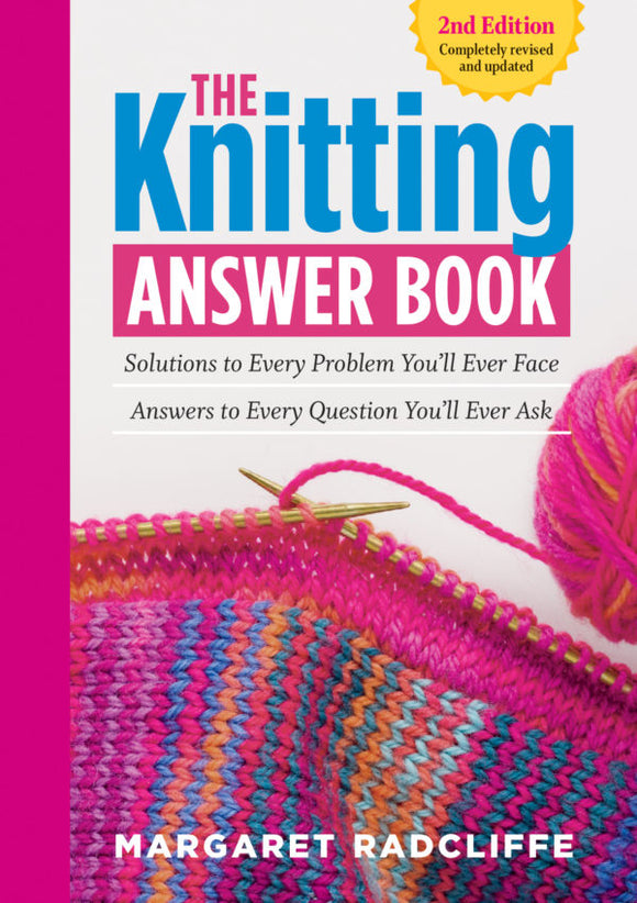 The Knitting Answer Book (S)