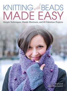 Knitting with Beads Made Easy