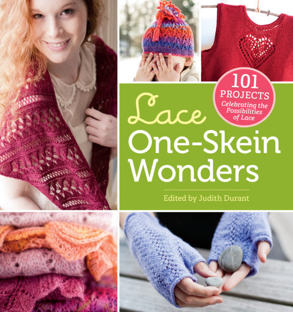 lace One Skein Wonders (S)