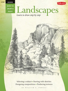 Drawing: Landscapes with William F. Powell