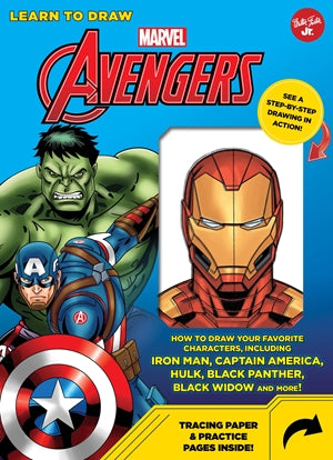Learn to Draw Marvel Avengers