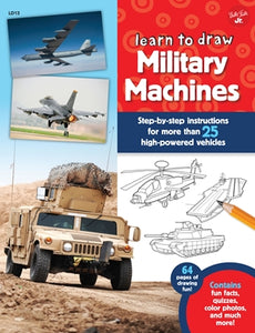 Learn to Draw Military Machines