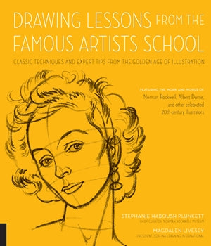 Drawing Lessons from the Famous Artists School