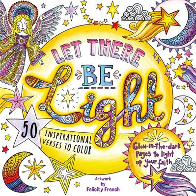 Let There Be Light Coloring Book