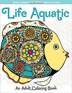Life Aquatic Coloring Book