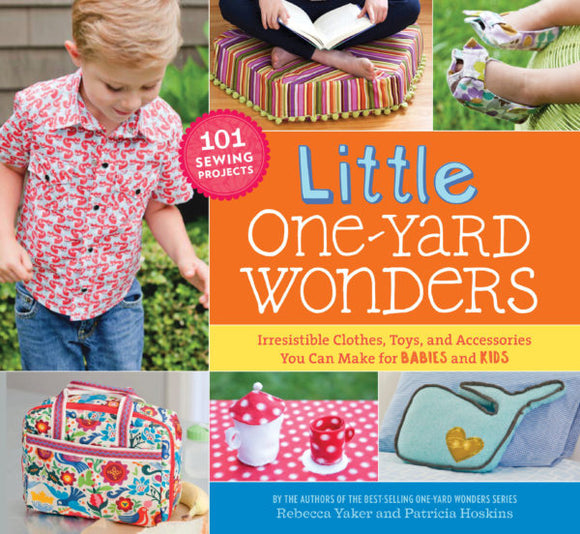 Little One Yard Wonders (S)