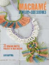 Macrame Jewelry and Accessories
