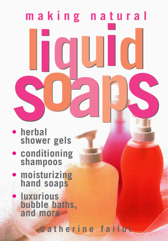 Making Natural Liquid Soap (S)