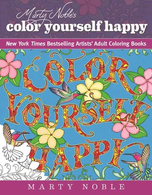 Marty Noble's Color Yourself Happy