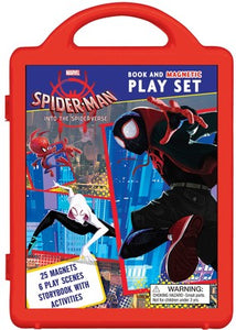 Marvel Spider-Man: Into the Spider-Verse Magnetic Playset