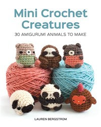 Mini Crochet Creatures (T)