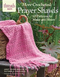 More Crocheted Prayer Shawls (T)