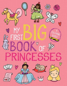 My First Big Book of Princesses